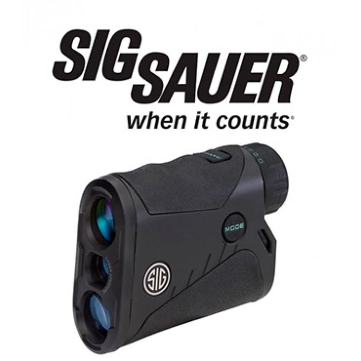 Telémetro Sig Sauer Electro Optics Kilo 1250 6x20