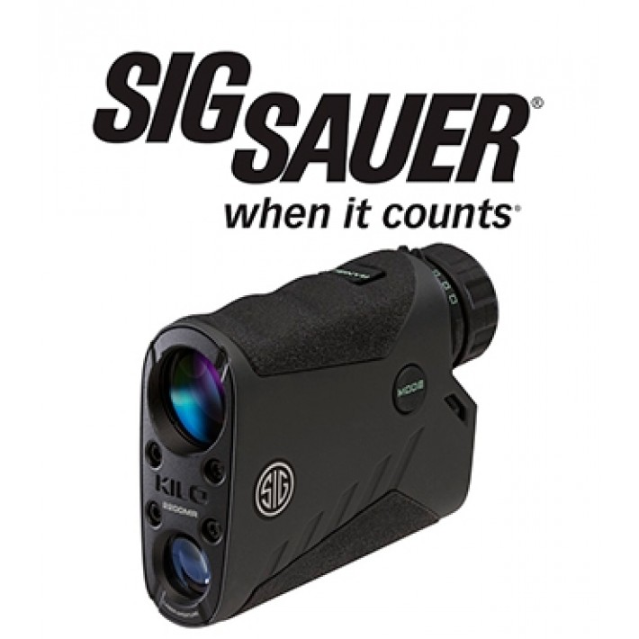 Telémetro Sig Sauer Electro Optics Kilo 2200 MR 7x25