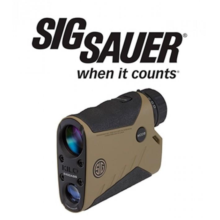 Telémetro Sig Sauer Electro Optics Kilo 2400 ABS 7x25