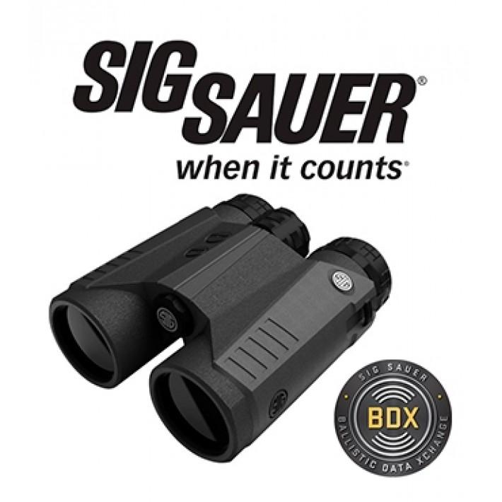 Telémetro Sig Sauer Electro Optics Kilo 3000 10x42 con BDX