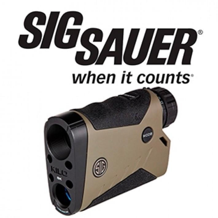 Telémetro Sig Sauer Kilo5K 7x25