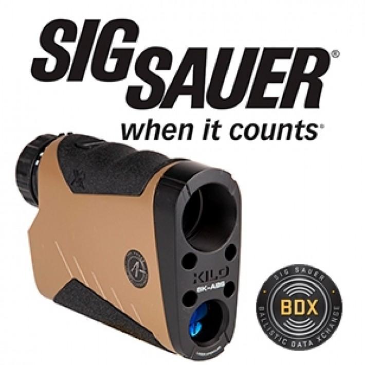 Telémetro Sig Sauer Kilo8K - ABS 7x25
