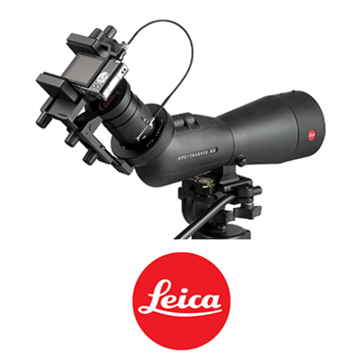 Adaptador universal Leica Digital 3 para cámara