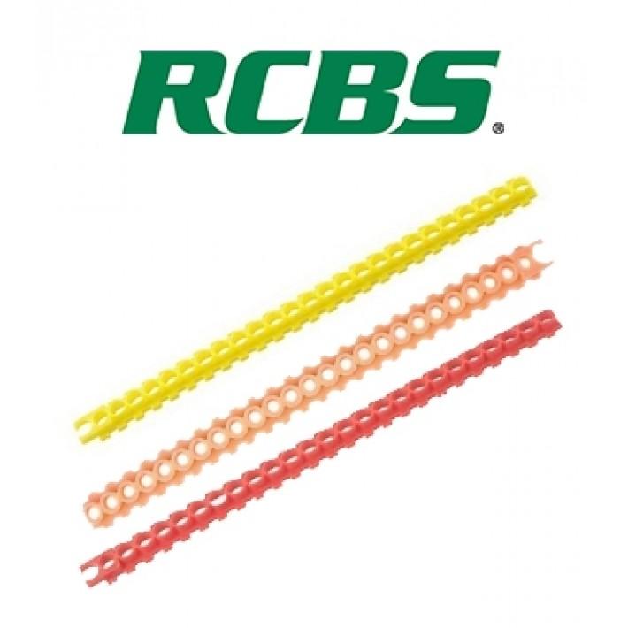 Tira de pistones RCBS APS Empty Primer Strip - 8 unidades