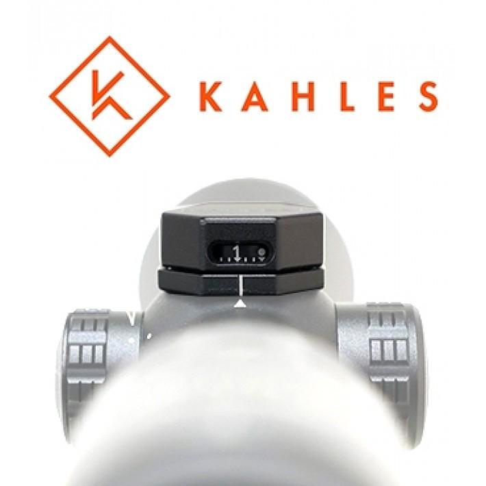 Torreta balística Kahles para Helia 3