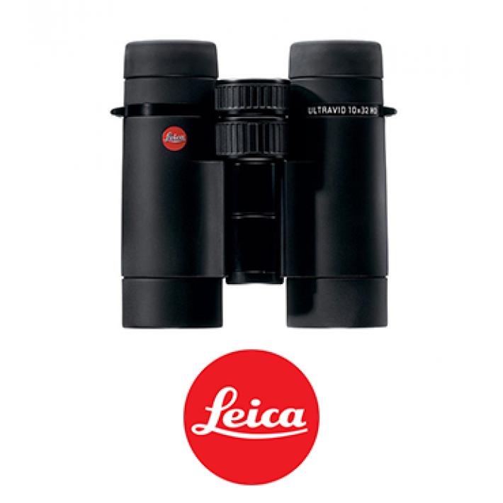 Prismáticos Leica Ultravid 10x32 HD