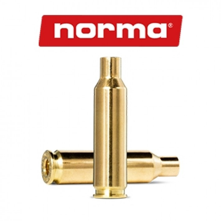 Vainas Norma 6.5 Creedmoor 50 unidades