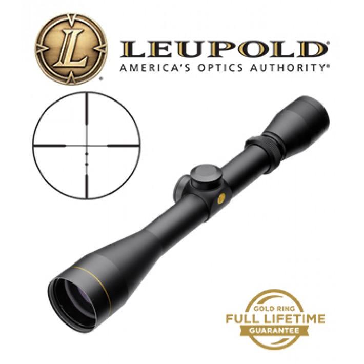 Visor Leupold VX-1 3-9X40mm de 1'' mate con retícula LR Duplex