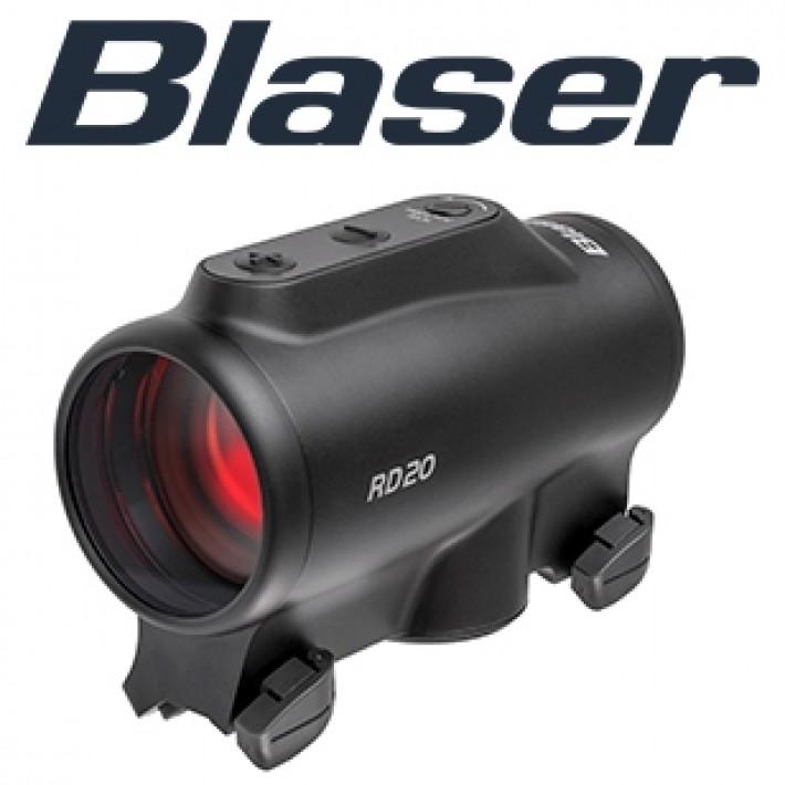 Visor punto rojo Blaser RD20