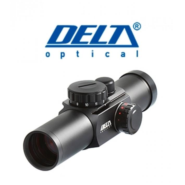 Visor punto rojo Delta 1x25 Multi Dot HD 25
