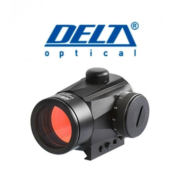 Visor punto rojo Delta 1x28 Compact Dot HD 28