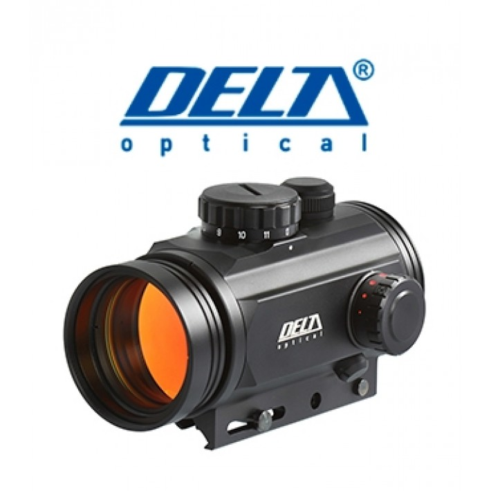 Visor punto rojo Delta 1x36 Multi Dot HD 36