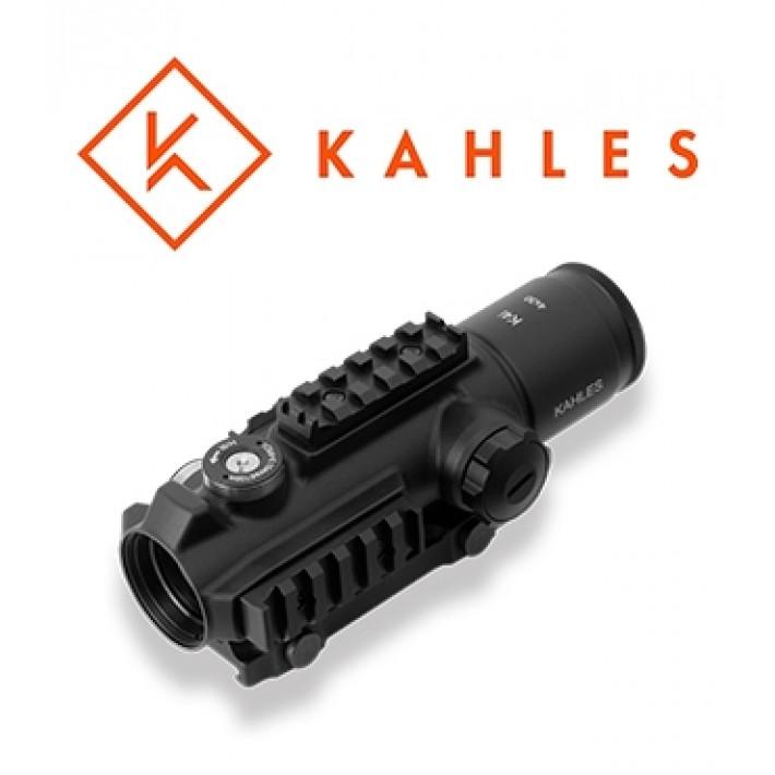 Visor punto rojo Kahles K4i 4x30