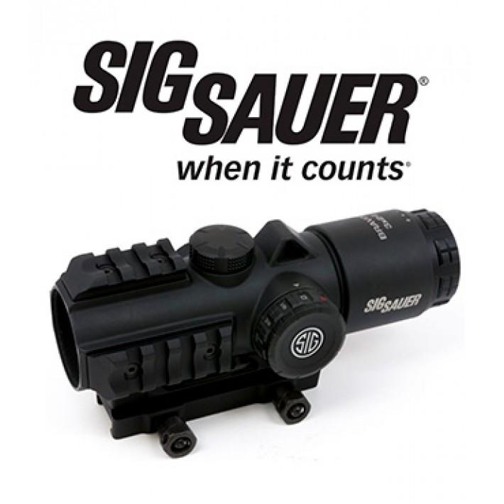 Visor punto rojo Sig Sauer Electro Optics Bravo 3 3x24