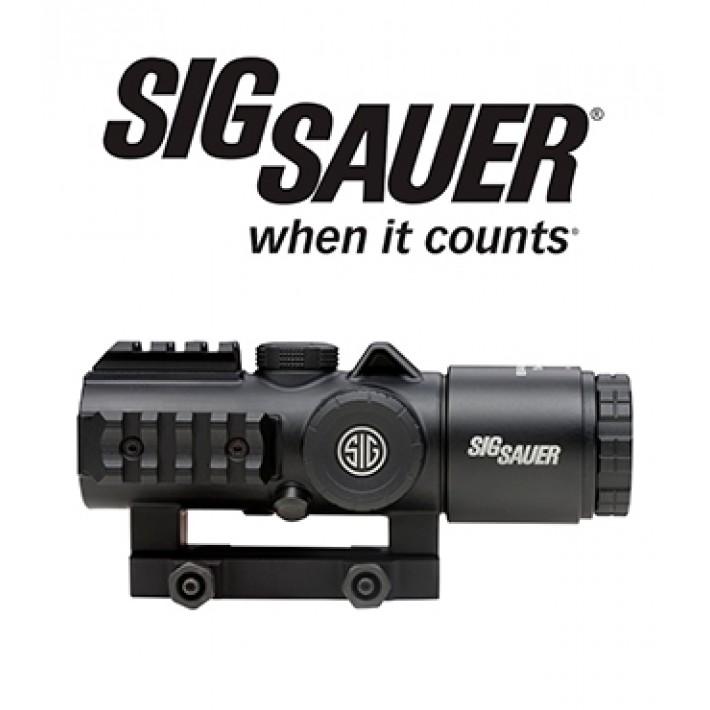 Visor punto rojo Sig Sauer Electro Optics Bravo 5 5x24