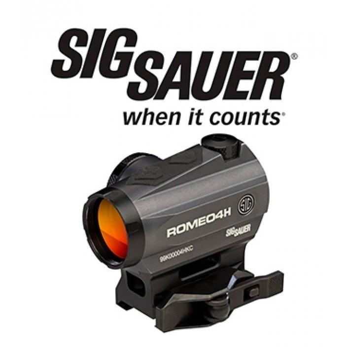 Visor punto rojo Sig Sauer Electro Optics Romeo 4H 1x20