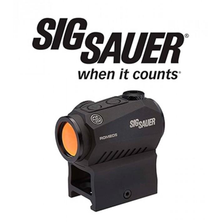 Visor punto rojo Sig Sauer Electro Optics Romeo 5 Compact 1x20