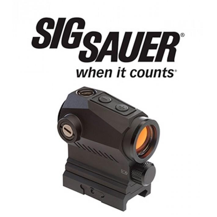 Visor punto rojo Sig Sauer Electro Optics Romeo 5 XDR Compact 1x20