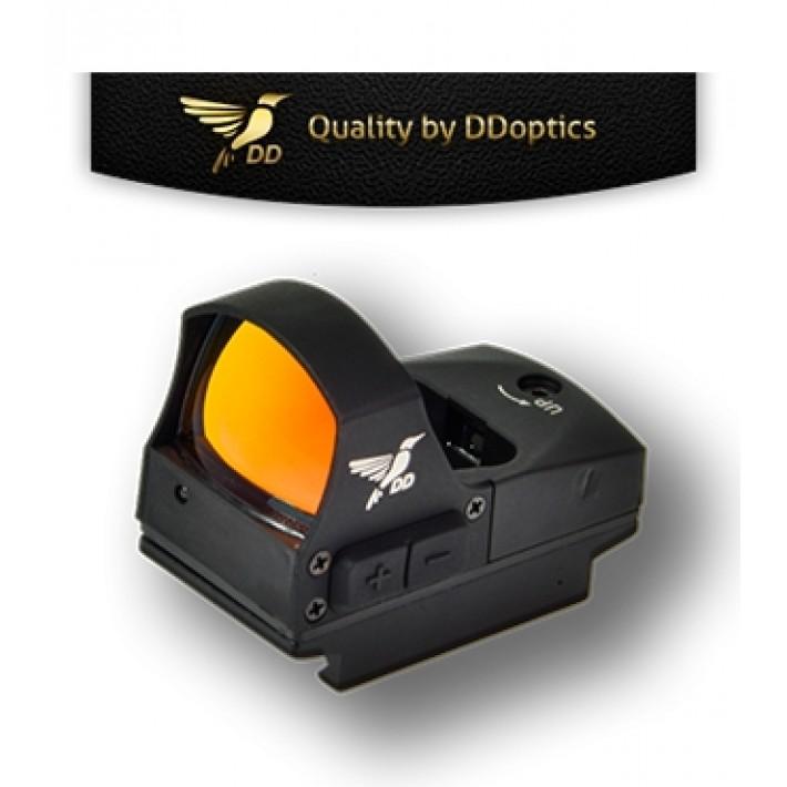 Visor reflex DDoptics DDsight Mini con retícula de 3 MOAs