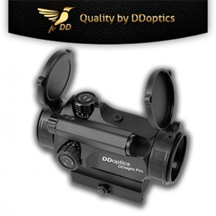 Visor reflex DDoptics DDsight Pro con retícula de 2 MOAs