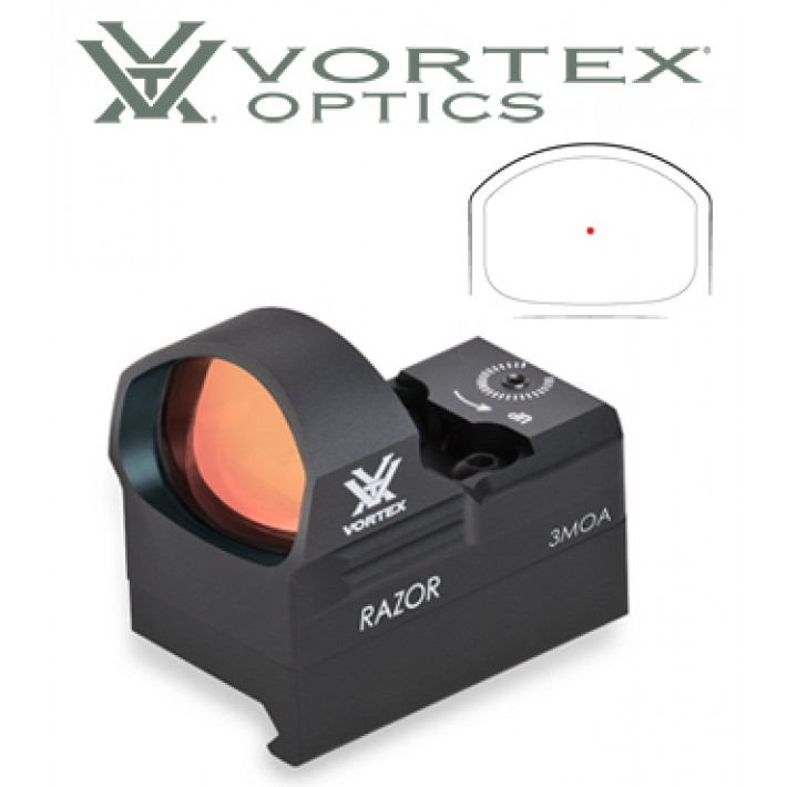 Visor Reflex Vortex Razor Red Dot
