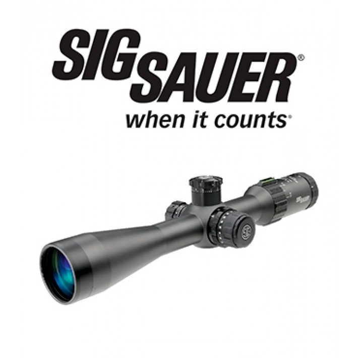 Visor Sig Sauer Electro Optics Tango 4 3-12x42