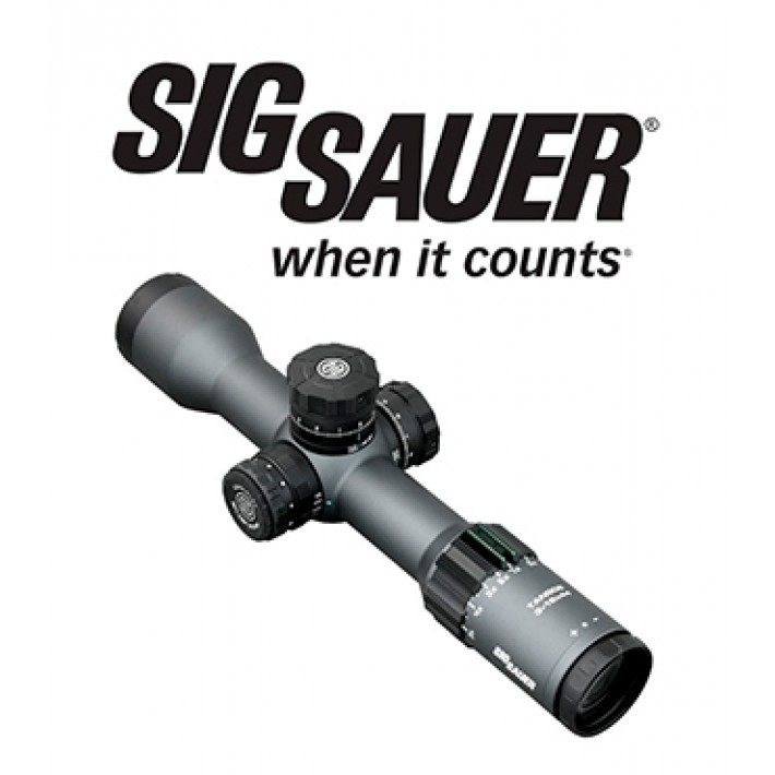 Visor Sig Sauer Electro Optics Tango 6 3-18x44