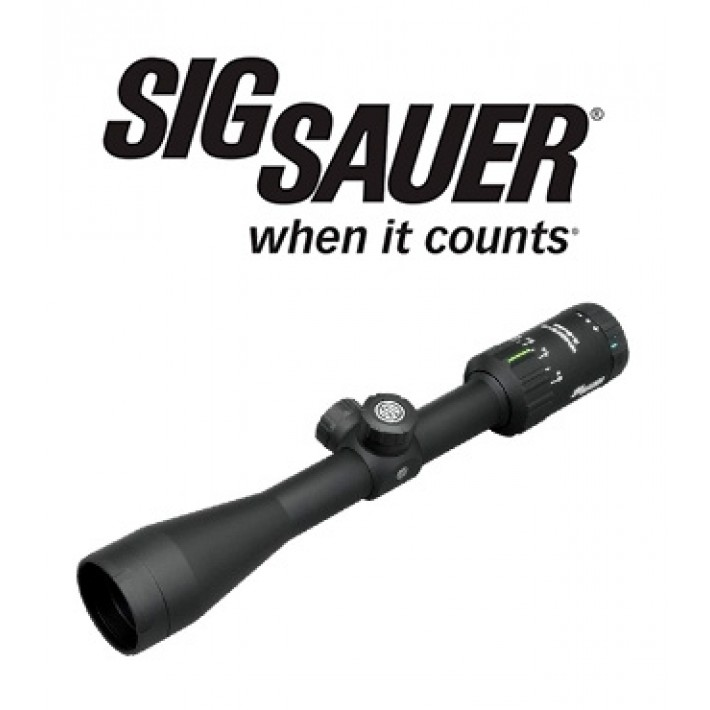 Visor Sig Sauer Electro Optics Whiskey 3 3-9x40