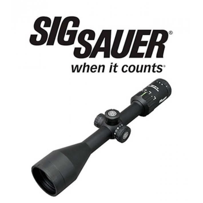 Visor Sig Sauer Electro Optics Whiskey 3 3-9x50