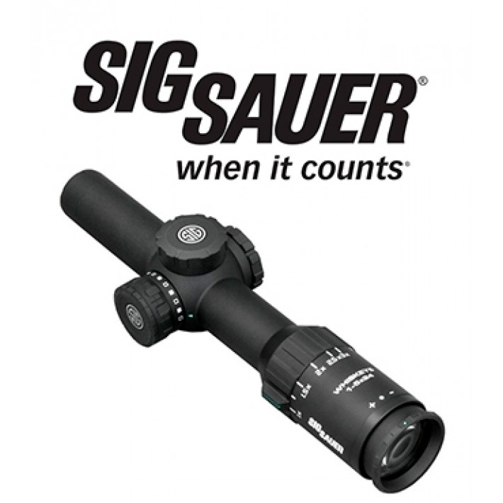 Visor Sig Sauer Electro Optics Whiskey 5 1-5x24