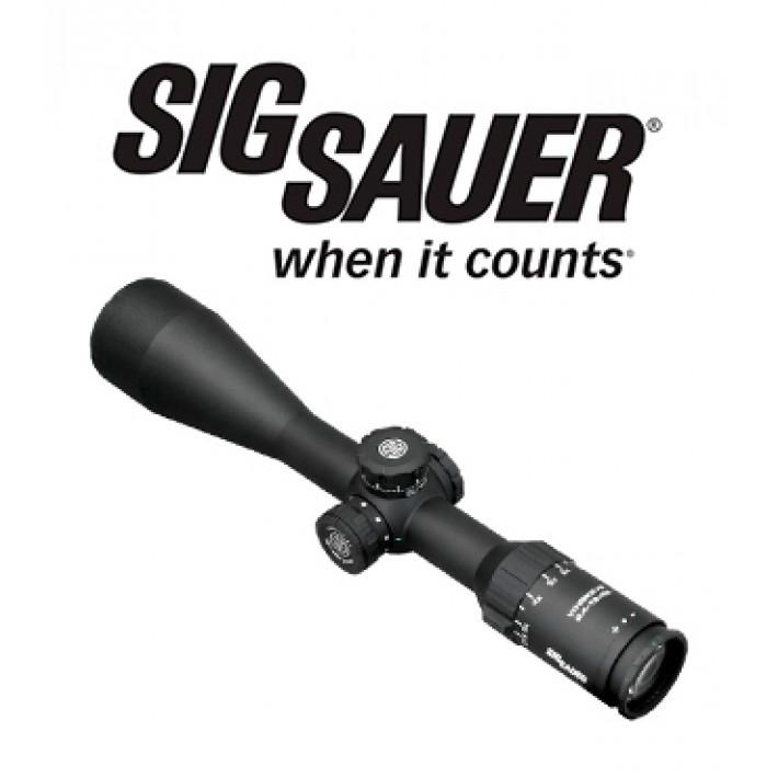 Visor Sig Sauer Electro Optics Whiskey 5 2,4-12x56