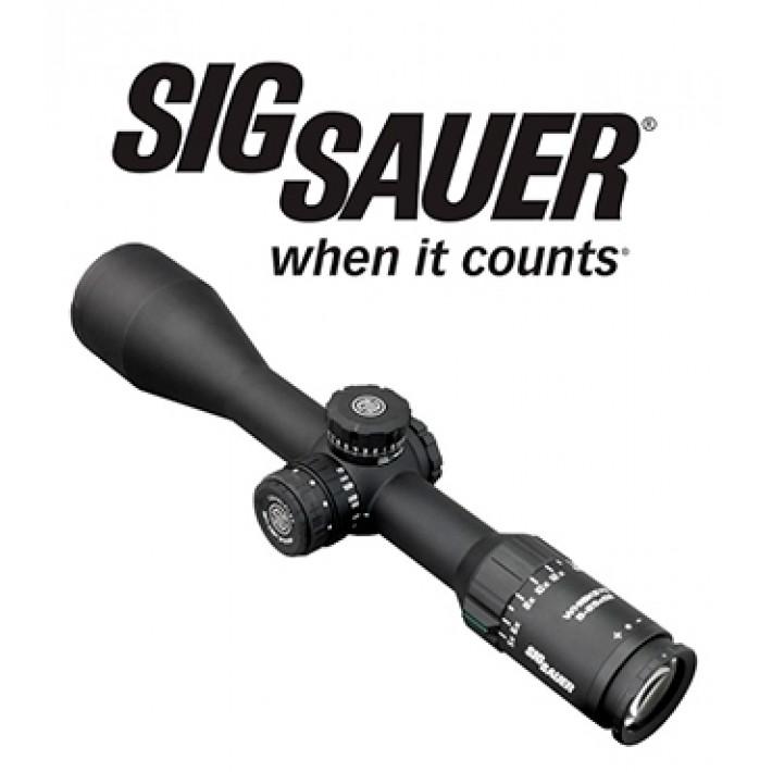 Visor Sig Sauer Electro Optics Whiskey 5 5-25x52