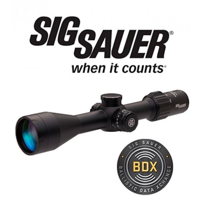 Visor Sig Sauer Sierra 3 4,5-14x50 con BDX