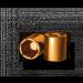 Puntas H&N HS WCHB .38 (.357) - 85 grains 500 unidades