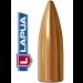 Puntas Lapua Full Metal Jacket calibre .224 - 55 grains
