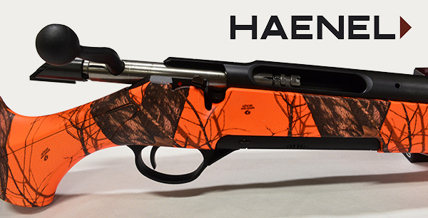 Haenel J10 Orange Camo