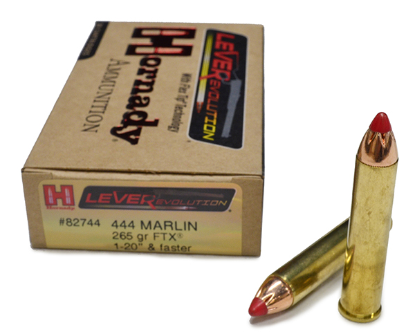 Munición Hornady FTX LeverEvolution