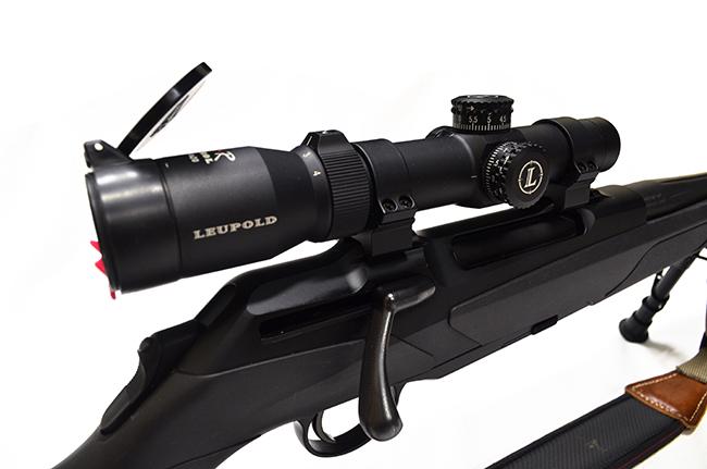 Leupold VX-R 1.25-4x20
