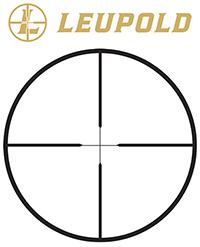 Retícula Leupold Duplex