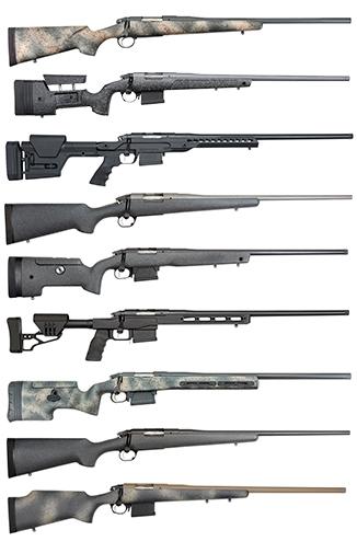 Rifle Bergara Premier - Todos los modelos