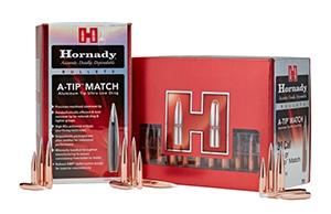 Nuevas puntas Hornady A-Tip Match