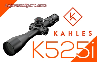 Visor Kahles K525i En profundidad