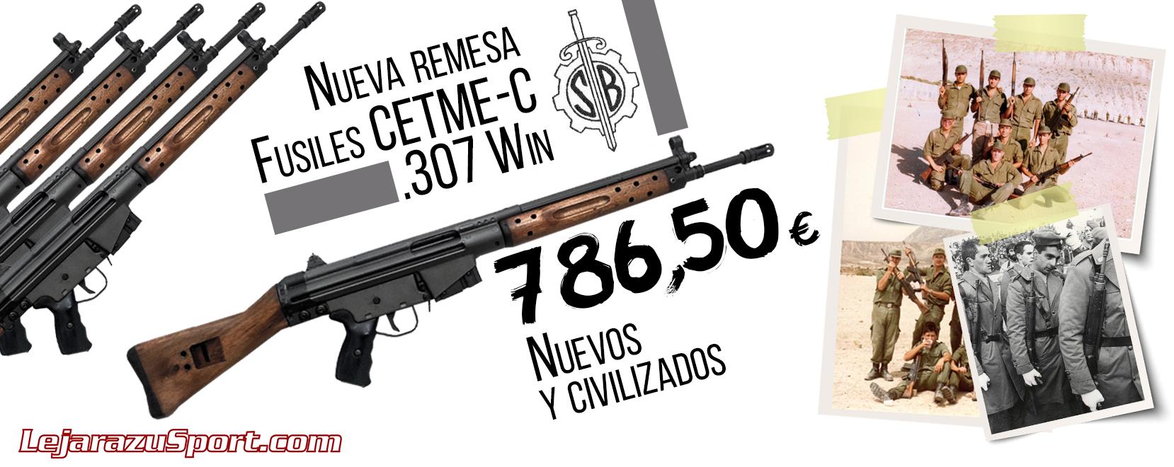 CETME C .307 Win en LejarazuSport.com